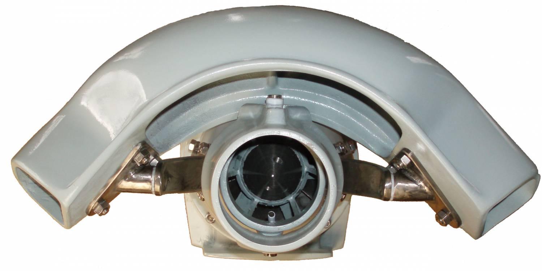 High Tech Защита подвесного лодочного мотора (ПЛМ) 75