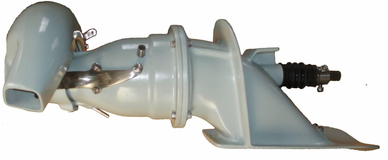 Новый водометный движитель - 10 Августа 2011 - Weber Motor
